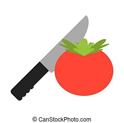 cooking vegetarian food icon