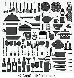 cookware kitchen set