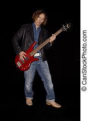 Cool Bass Player 2