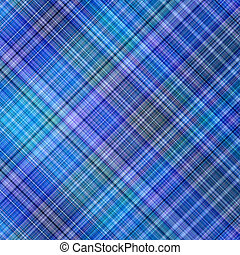 Cool blue colors abstract grid pattern background.