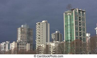 Cool condos. Vancouver, Canada. - Condominiums in Vancouver,...