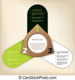 Cool infographic design