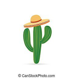 cool Mexican cactus