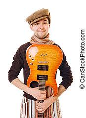 Cool musician