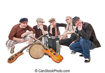 cool musicians