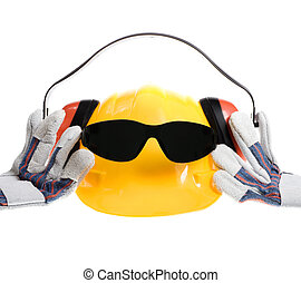 Cool safety gear