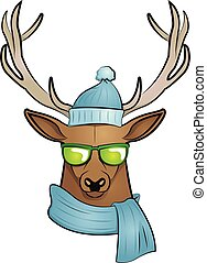 Cool stag - cool stag