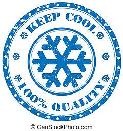 cool-stamp, bewaren