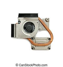 Cooling fan for Computer Central Processing Unit(CPU) on...