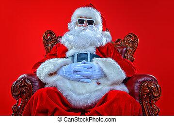 coolss DJ Santa