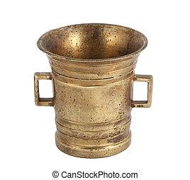 Cooper vintage mortar