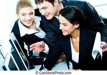 cooperación, empresa / negocio