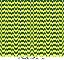 Copacabana green yellow