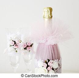 copas de champán