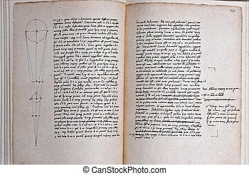 Copernicus note book