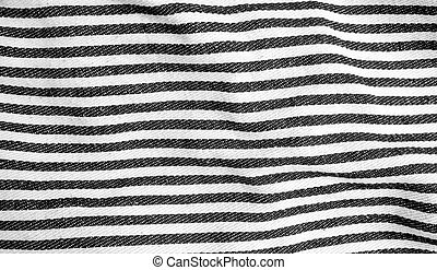 copie, fond, tissu, texture, espace