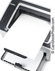 copie, imprimé
