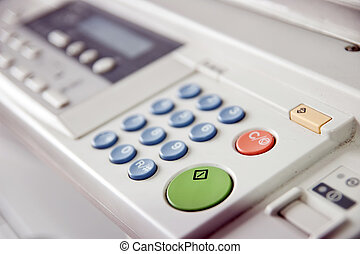 Copier - Digital laser MFP , copier,printer,fax, desktop...
