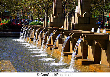 Copley Square, Boston - Copley Square is an area of the Back...