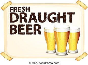 copos cerveja