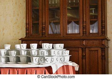 copos, muitos, hotel