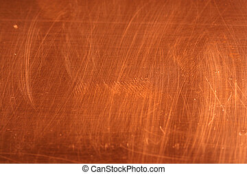 Copper background image - A Copper background abstract...