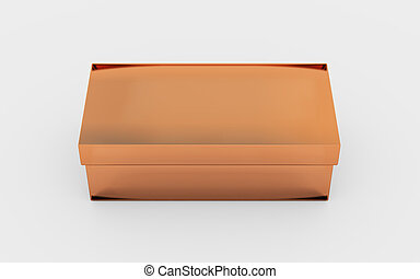 copper box high angle - copper material of rectangle box by...