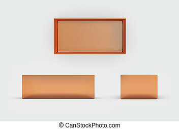 copper box three side - copper material of rectangle box by...