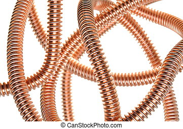 Copper cable, energy and technology industry