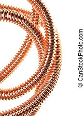 Copper cable, energy and technology