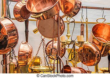 Copper Objects