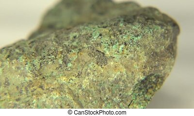 Copper Ore Malachite - This is the copper ore malachite...