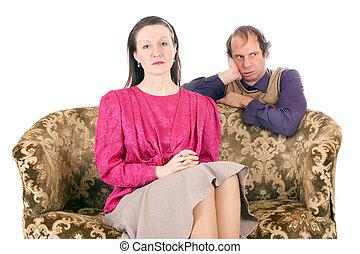 coppia, conflitto