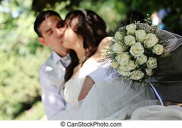 coppia, matrimonio