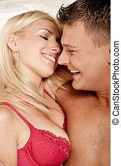 coppia, preliminari amorosi
