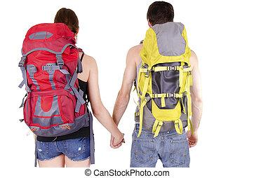 coppia, spedizione