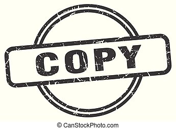 copy vintage stamp. copy sign