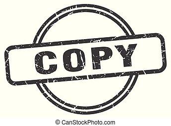 copy vintage stamp. copy sign