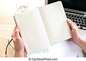 copybook, cima, mani