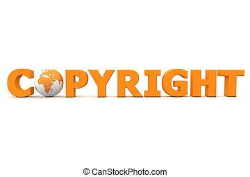 Copyright World Orange