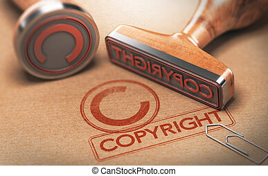 Copyrighted Material, Intellectual Property Copyright