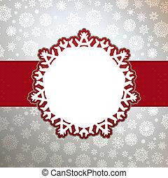 copyspace., クリスマス, eps, 背景, 8
