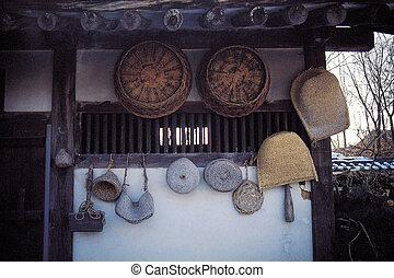 coréen, tradition