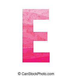 cor-de-rosa, alfabeto, mercado de zurique