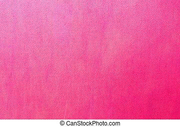 cor-de-rosa, couro, fundos, textura