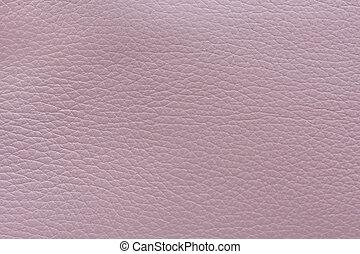 cor-de-rosa, couro, textura, fundo