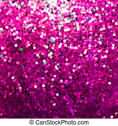 cor-de-rosa, eps, espantoso, desenho, modelo, 8, glittering.