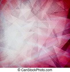 cor-de-rosa, experiência., abstratos
