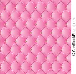 cor-de-rosa, experiência., abstratos, upholstery