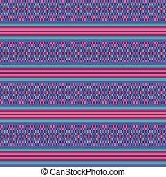 cor-de-rosa, papel parede, turquesa, scrapooking, projects., coloridos, padrão, tecido, seamless, vetorial, fundo, étnico, geomã©´ricas, tecido, listrado